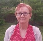Carol in Orange Shirt 2